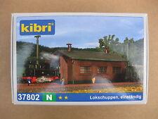 Kibri - ref.37802 - Pequeño depósito para locomotora de maniobras