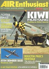 AIR ENTHUSIAST #108 NOV-DEC 03: RNZAF MUSTANG/ AH-56 CHEYENNE STORY/ B-P PICS