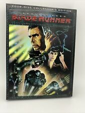 New listing Blade Runner - Collectors Edition (Dvd, 4-Disc Set ) Very Good Condition