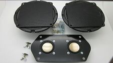 Ford Falcon XR XT XW XY  Replacement Front & Rear Stereo Speaker Upgrade Kit
