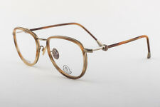 MONCLER MC007-V04 Tortoise Brown Titanium Eyeglasses MC 007-V04