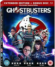 Ghostbusters [Blu-ray] [2016] [Region Free]       Brand new and sealed