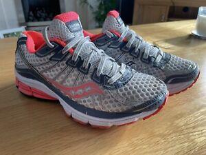 Saucony Jazz 17 Women's Running Trainers Shoes Uk4