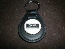 1967 1968 1969 1970 MERCURY COUGAR CAT EMBLEM PLAQUE KEYCHAIN KEYRING NEW BLACK