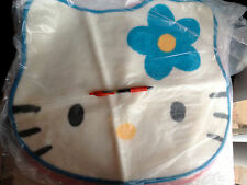 ONE HELLO KITTY RUG/MATT~CHOOSE A COLOR(pink or blue)-ship free