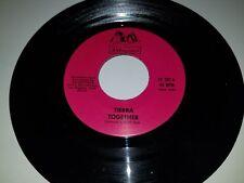 """TIERRA Together / Zoot Suit Boogie ASI 201 45 VINYL RECORD 7"""""""