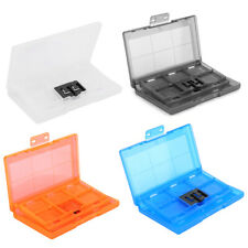 12 in 1 Portable Game Card Holder for Nintendo Switch Case Dustproof Storage Box