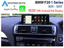 "BMW F20 1 Series - Touch 10.2"" Android 9.0 Display + CarPlay & Android Auto"