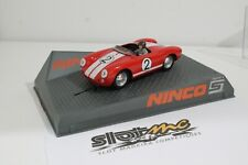 Ninco 50601 Porsche 550 -Spyder Red- 1/32 #NEW