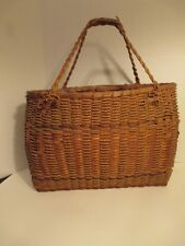 Antique Basket with Double Handles***Sturdy and Stylish!***