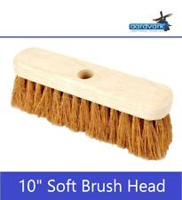 Aardvark 10 Inch Soft Brush Broom Head