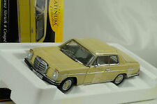 1973 Mercedes-Benz  W115 /8 Coupe yellow Ahorngelb 1:18 Sun Star OVP