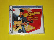 "2 CD CHUCK BERRY ""CHUCK BERRY IS ON TOP + AFTER SCHOOL SESSION"""