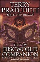 The New Discworld Companion,Stephen Briggs, Terry Pratchett