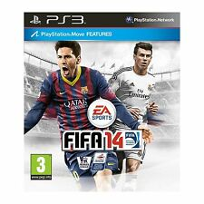 New FIFA 14 2014 PlayStation 3 (PS3) Soccer Network EA Sports It's in the Game