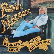 "Vinyle 33T Rose Maddox ""Reckless love and bold adventure"""