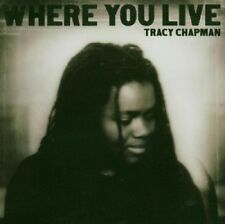 Tracy Chapman Where You Live CD NEW SEALED 2005