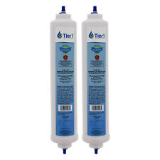 Fits GE GXRTDR Comparable Inline Water Filter 2 Pack