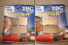 Honda CB1300 X4 Bremsbeläge EBC Sintermetall vorne