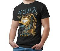 Studio Ghibli CAT BUS T-Shirt Kaiju Japanese Monster Unisex Shirt Adult & Kids