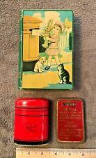 Vintage banks - lot of 3