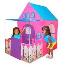 Kids Playhouse Outdoor Indoor Backyard House Castle Toys Children Girls Princes