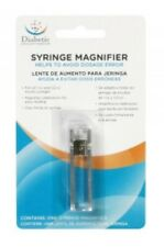 Flents Syring Magnifier Fits All 1cc And 12cc Insulin Syringes