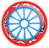 Inline Race or Scooter Wheel, 125mm x 78a YAK Classic, 2 wheels with bearings