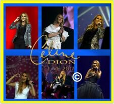 Celine Dion Pop Music Concert Memorabilia