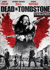 Dead in Tombstone (Unrated), Good DVD, Edward Akrout, Ronan Summers, Ovidiu Nicu