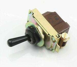 Tumbler Switch 2 Position 5CW4400086 8295.B110 N.S.F. RAF Vintage Aircraft Part