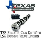 Texas Speed Tsp Stage 3 Low Lift Truck Cam Kit With Ls6 Beehive Springs 5.36.0