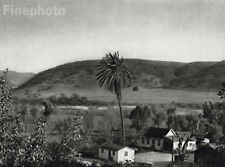 1926 CALIFORNIA San Diego Mission Religion ~ E.O. HOPPE
