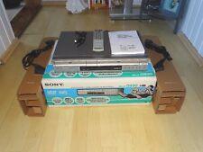 Sony slv-d930 reproductor de DVD/VHS Video Recorder, en OVP w. nuevo, 2 años de garantía