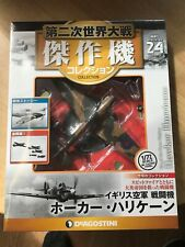 Diecast Collection Aircraft 1/72 Hawker Hurricane