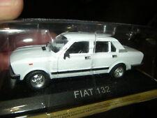1:43 Ixo Fiat 132 WHITE/BIANCO VP