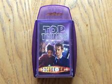 Doctor Who Top Trumps! Look At My Other Listings!