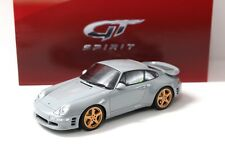 1:18 GT Spirit Porsche 911 993 reputación Turbor Grey New en Premium-modelcars