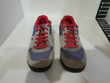 Merrell Womens Multi Color Suede Tennis Shoes Size 9.5 M