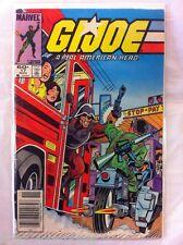 G. I. Joe - Auténtico Héroe Americano #17 Cómic Marvel 1983