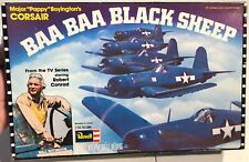 Revell Baa Baa Black Sheep Corsair 1/32 Open Complete Model Kit 'Sullys Hobbies