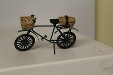 DOLLS HOUSE = Handcrafted Small Scale  Bike