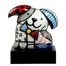 Goebel Scultura Popart Ginger 66450859 Romero Britto Cane Dog Best Friend