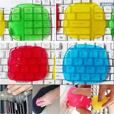 Magic Cleaning Gel Putty Car Keyboard Console Laptop Computer PC Cleaner Dust