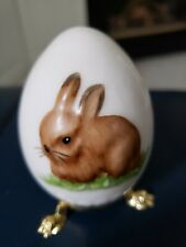 Goebel Annual Easter Egg - Vintage Collectible Third Edition 1980