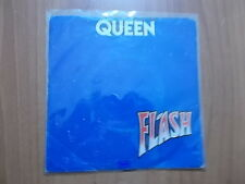 "7"" QUEEN - FLASH / FOOTBALL FIGHT 1980 colonna sonora film FLASH"