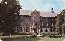 Muncie Indiana~Lucina Hall~Ball State Teachers College~1950s PC