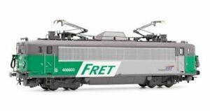 JOUEF HJ2287 LOCOMOTIVE ELECTRIQUE BB 408603 GRANDE CABINE FRET SNCF EPOQUE V