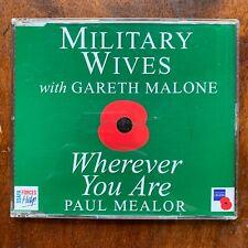 Militaire Wives Avec Gareth Malone Partout You Are Paul Mealor CD Simple