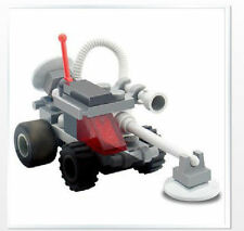 Building mini series 8006 military intelligence toy Thor's chariot